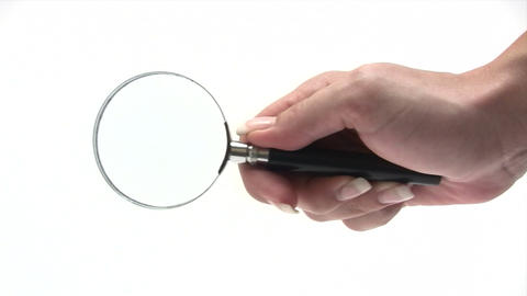 Magnifying Glass Footage