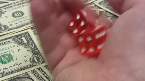 Rolling the Dice Footage