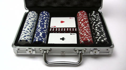 Poker Equipment Footage