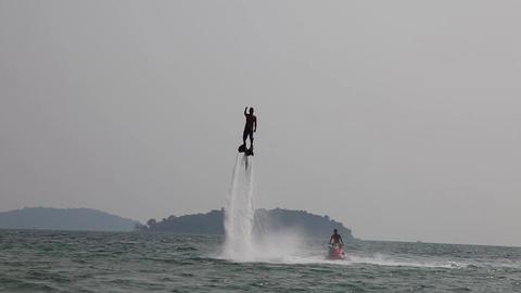Flyboard Footage