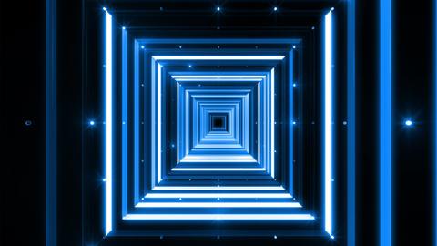 Neon tube T Fb B L 4 4 K Stock Video Footage
