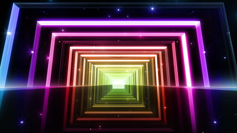 Neon tube T Fp B L 4 4 K Animation