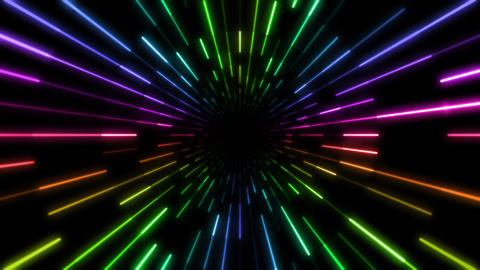 Neon tube T Ft C S 4 4 K CG動画