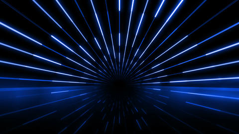 Neon tube T Fy C S 4 4 K Stock Video Footage
