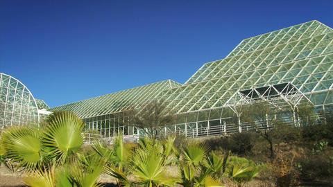 Biosphere 2 Stock Video Footage
