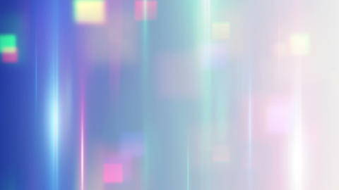 blurred squares abstract techno loop background Animation