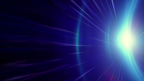 blue light streaks loopable background Animation