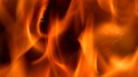 Flames Acción en vivo