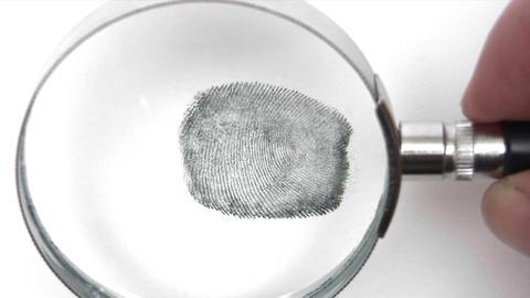 Investigating a Fingerprint Footage