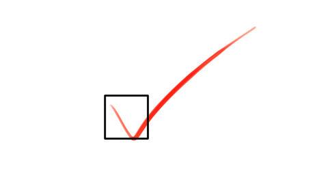 Single Checkbox Animation