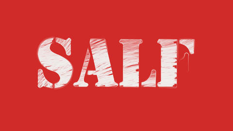 Sale Sign Animation