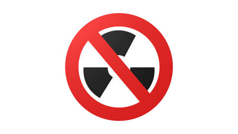 No Nuclear Power Animation