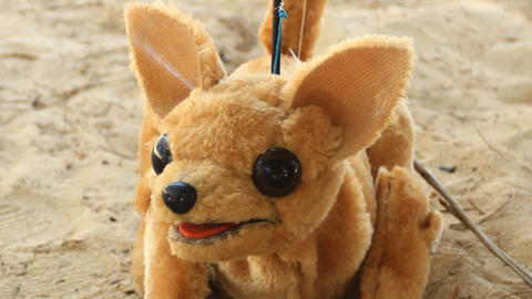 Chihuahua Rod Marionette 0