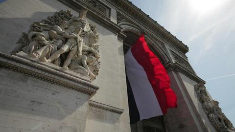 Paris Footage