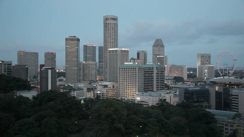 Singapore Footage
