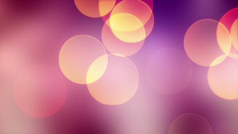 big bokeh lights loopable background Animation