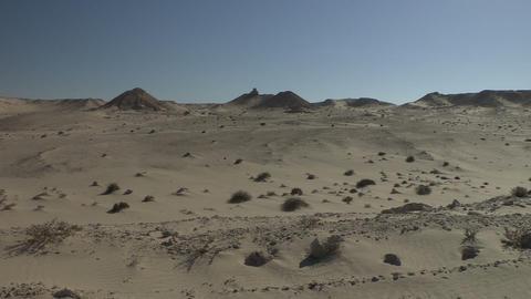 Sand Dunes in Dahkla Western Sahara 2 - FT0012 Live Action