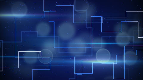 abstract techno lines loopable background Animation