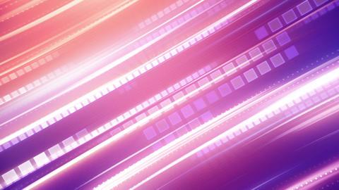 shiny pink stripes loopable background Animation