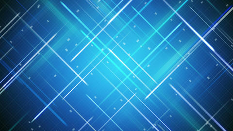 crossed blue stripes loopable background Animation