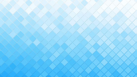 white blue rhomb mosaic tile loopable background Animation