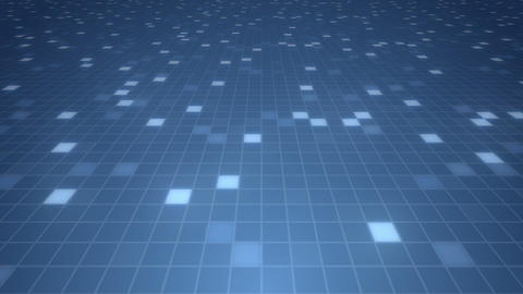 Square Cell Grid light background Ca 2 4k Animation