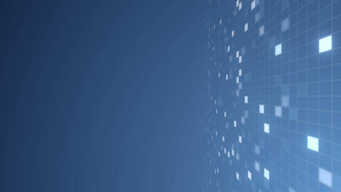 Square Cell Grid light background Da 2 4k Animation
