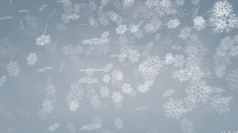 Snowfall animation Animation