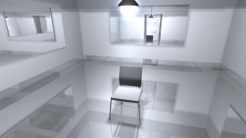 Interrogation Room stock footage