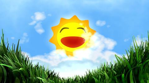Sunny day Animation