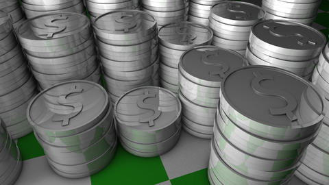 Coins Animation