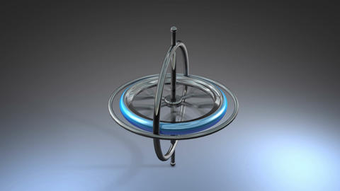 Gyroscope Animation