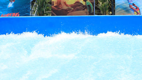 Flow Rider at Surf House Footage