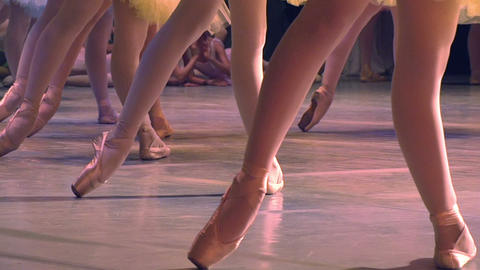 Ballet Performances Footage