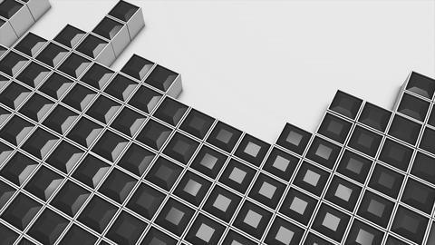 3d tetris Animation