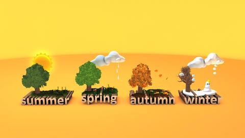 4 Seasons Animation