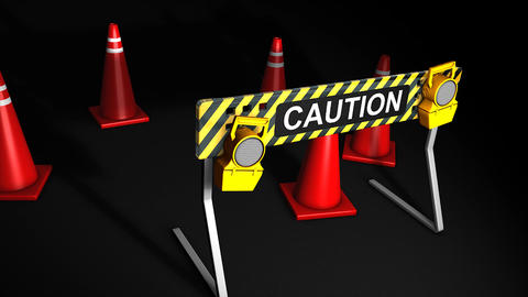 Caution Animation