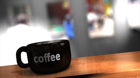 Coffee time Animation