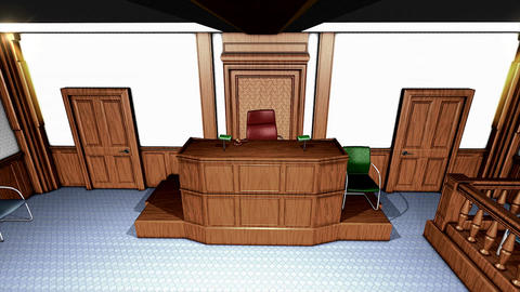 Courtroom Animation