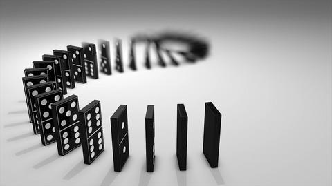 Domino Animation