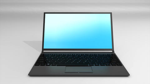 Laptop Animation
