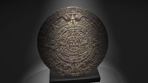 Maya calendar Animation