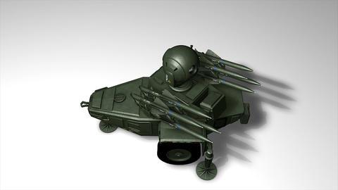 Missile defense Animation