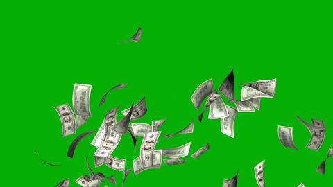Money prize Animation