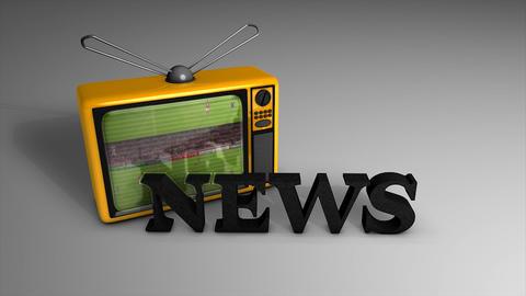 News TV Animation