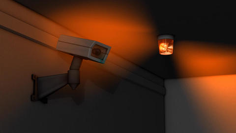 Security system Animation