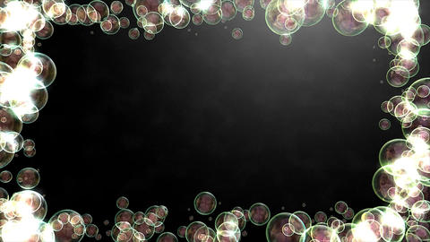Soap bubbles Animation