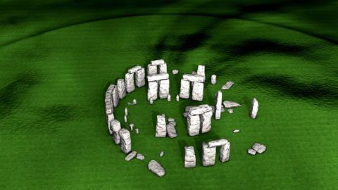 Stonehenge Animation