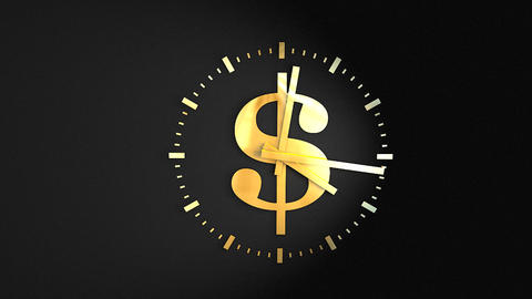 Time and money Animation