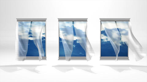 Windows to nature Animation